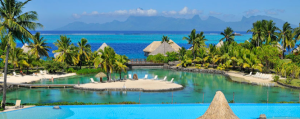 The Intercontinental Tahiti is one of the PointBreaks properties this round.