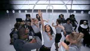 Virgin America Safety Dance