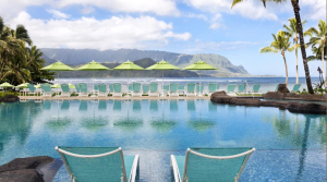 My favorite SPG perk can get you a suite at the St. Regis Princeville on Kauai.