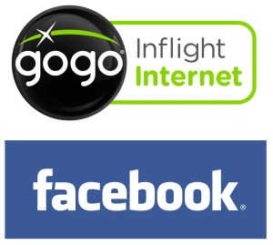 Surf facebook for free courtesy of Charmin and GoGo Inflight WiFi.