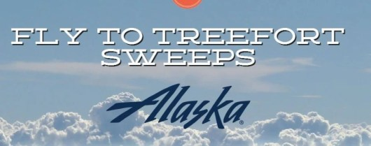 Win a festival trip to Idaho on Alaska Airlines