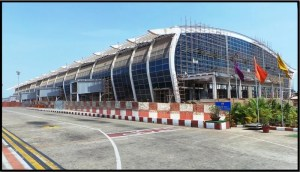 Goa's Dabolim In ternational airport (GOI)