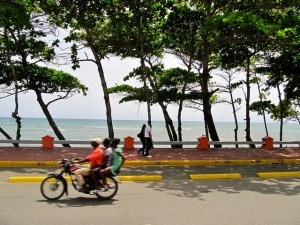 Puerto Plata, Dominican Republic - Photo by Melanie Wynne