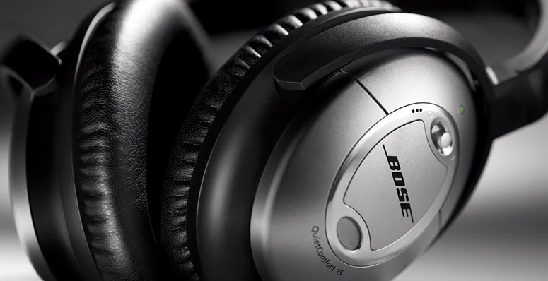 Bose QC15 Headphones