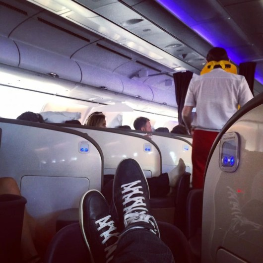 Earlier this summer I redeemed SkyMiles for Virgin Atlantic Upper Class- spending a fraction of the money Virgin Atlantic charges their own frequent flyers for awards