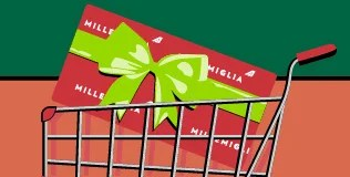 Get up to a 50% bonus on purchased Alitalia miles