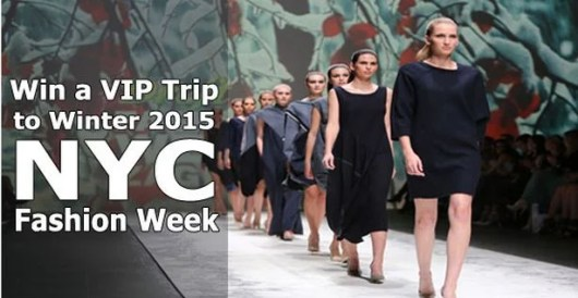 Win a fashion trip to NYC
