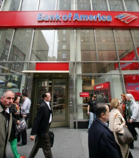 Bank of America may be one of the biggest banks in the U.S., but their credit card offerings leave a bit to be desired.