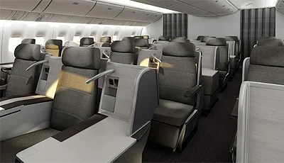 """Try out Air Canada's """"Studio Pods"""" on a 777-300ER from Toronto to Vancouver."""