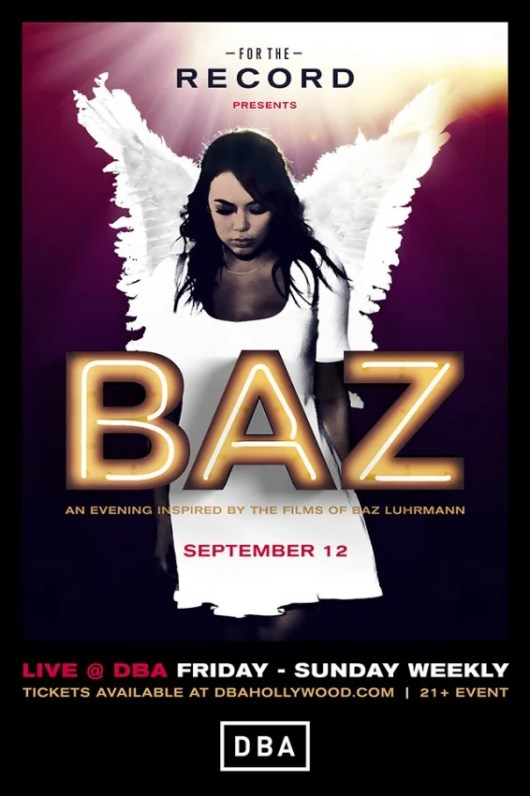 """""""Baz"""" is the headlining production at DBA this fall"""