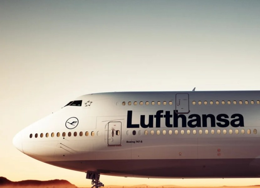 Lufthansa plane featured image