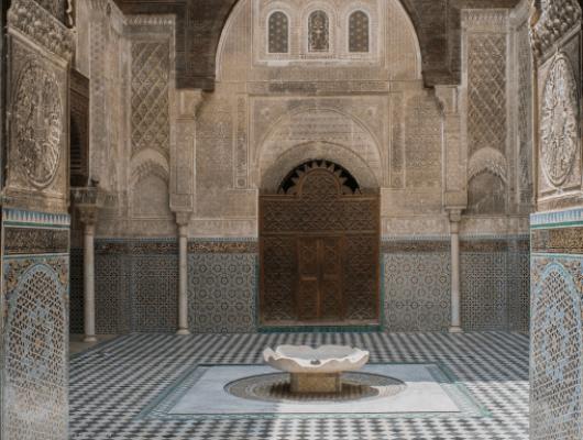Madrasa Al Attarine, Fez, Morocco