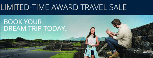Delta is offering another sale with discounted award redemptions.