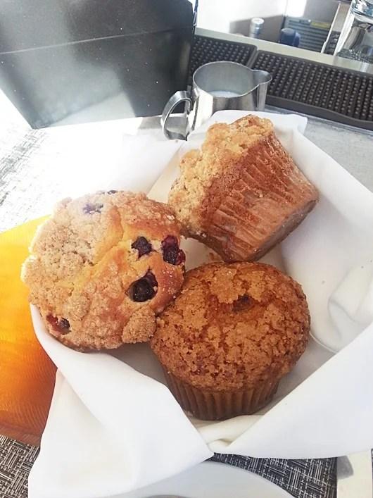 The muffin basket