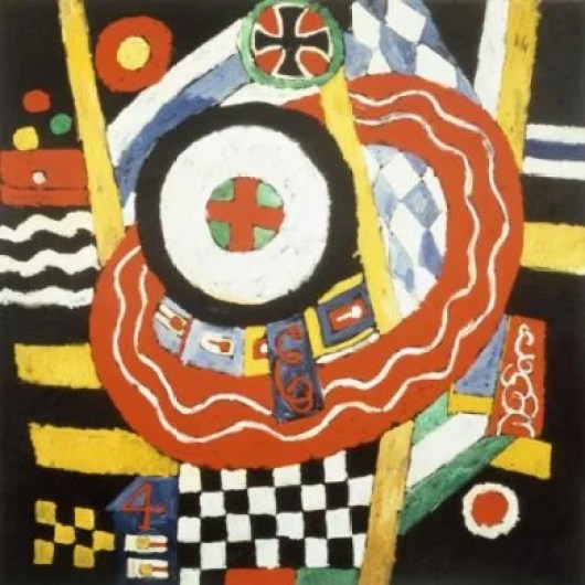 "Marsden Hartley's ""The Iron Cross"" (1915)"