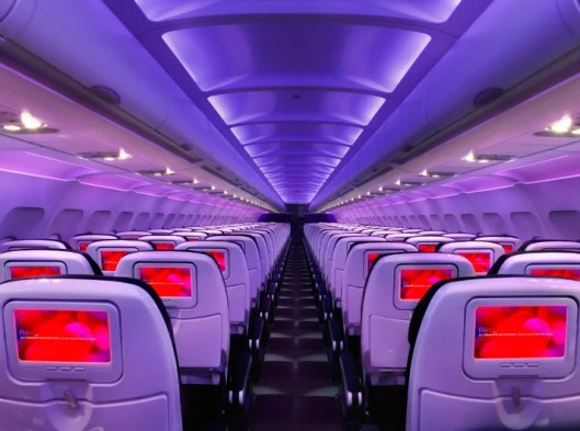 If you frequently enjoy the mood lighting onboard Virgin America, one of these cards absolutely should be in your wallet.