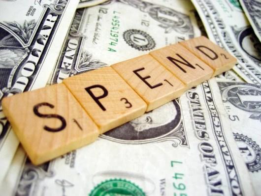 Where do you tend to spend your money?