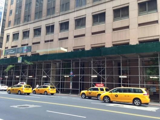 Andaz Wall Street exterior
