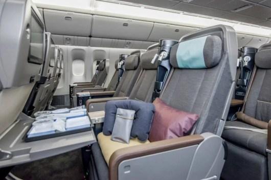 China Airlines' newly created Premium Economy