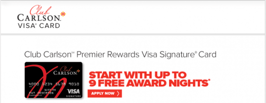 The Club Carlson card has some potentially valuable benefits including free award nights.