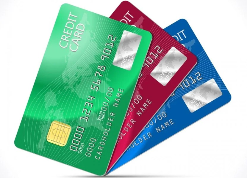 Credit Cards Shutterstock 116665372
