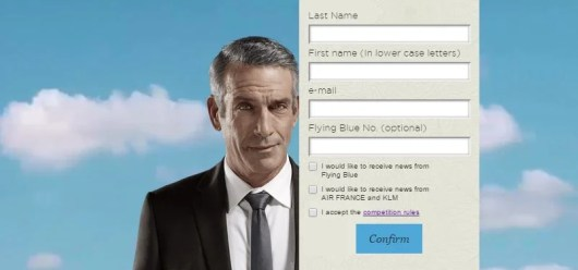 Can you beat Mr. Miles to win Flying Blue Air France miles?