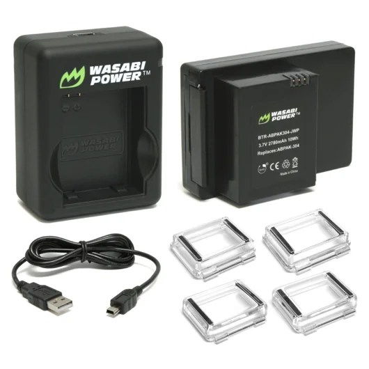 Wasabi Power Extended Battery for GoPro