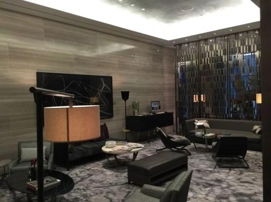 Park Hyatt New York Lobby