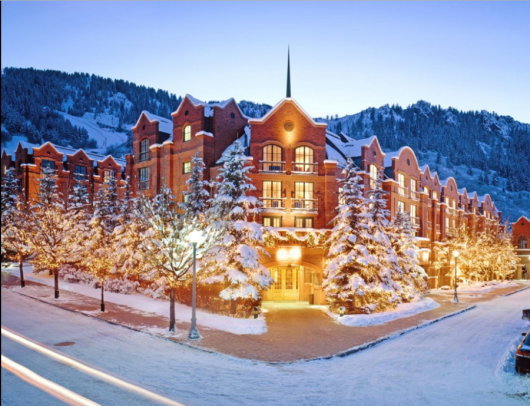 Unfortunately, that winter ski trip to the St. Regis Aspen won't count.