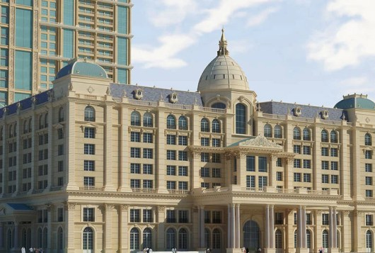 It's hard to believe there is no St. Regis in Dubai...yet.