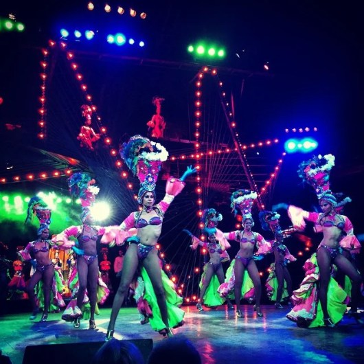 The Tropicana Show is two hours' worth of awesome