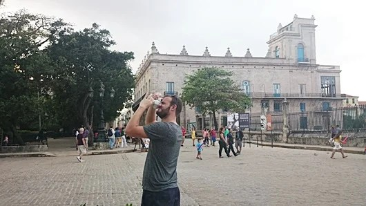 So many beautiful old buildings to see in Havana