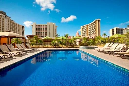 Holiday Inn Resort Waikiki Beachcomber_Pool