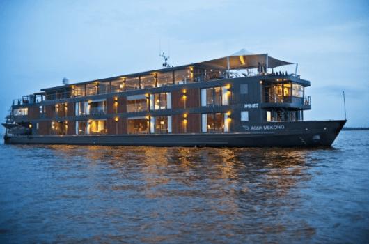 Aqua Expeditions' Aqua Mekong