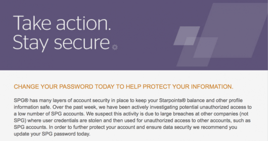 It's a good idea to closely monitor your accounts.