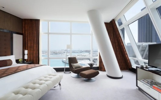 Suite at the Rosewood Abu Dhabi