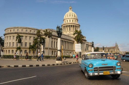 Fingers crossed that by this Saturday, I'll be permitted entry to the Cuban capital of Havana. Photos courtesy of Shutterstock.