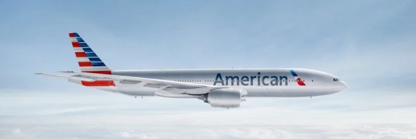 American Airlines plane 2