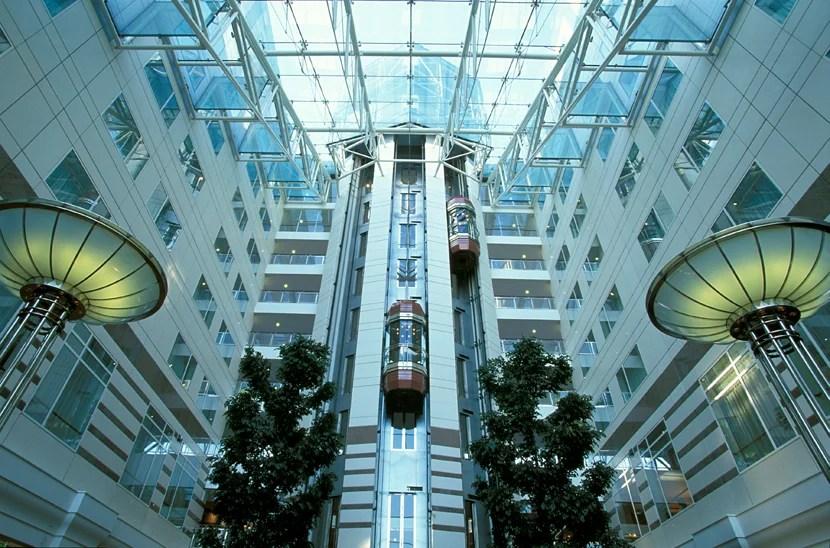 Hilton Charles de Gaulle Airport Hotel
