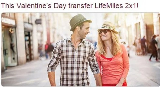 Get a 100% bonus when you share your Avianca LifeMiles