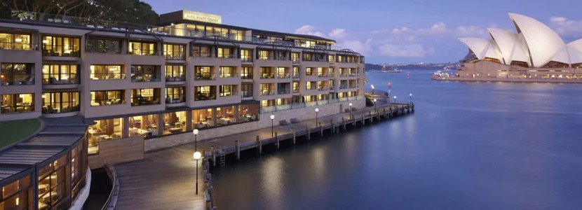 60,000 Ultimate Rewards points is enough for two nights at top-tier Hyatt properties like the Park Hyatt Sydney.