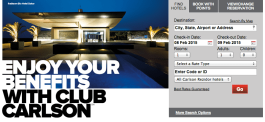 What is Club Carlson elite status worth to you?