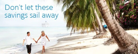 Get double or triple miles for US Airways crusies
