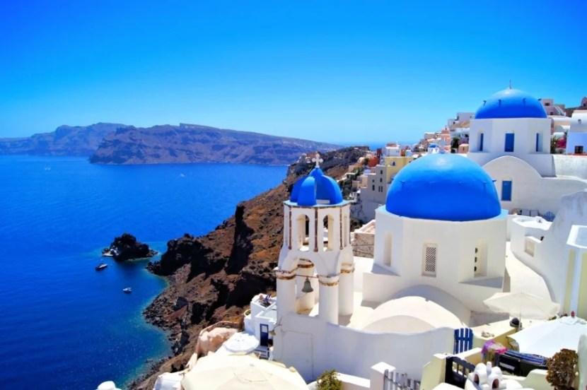 Classic Santorini - Courtesy of Shutterstock