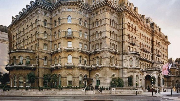 The Langham's flagship London property is a member of Amex FHR