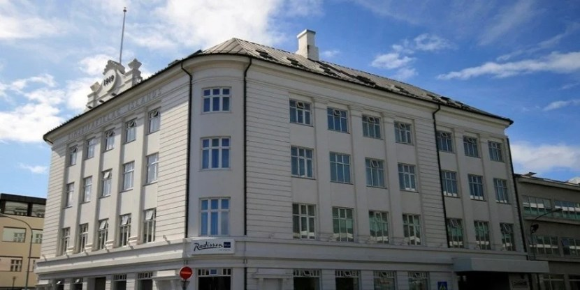 I used Club Carlson's Points + Cash option when I didn't have enough points for my last night at the Radisson Blu 1919 in Reykjavik