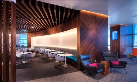 I am a big fan of the Amex Centurion lounges, and can't wait to try out the Miami one (especially the new Michelle Bernstein menu)