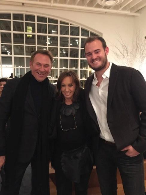 Hal Rubenstein, Donna Karan and TPG!