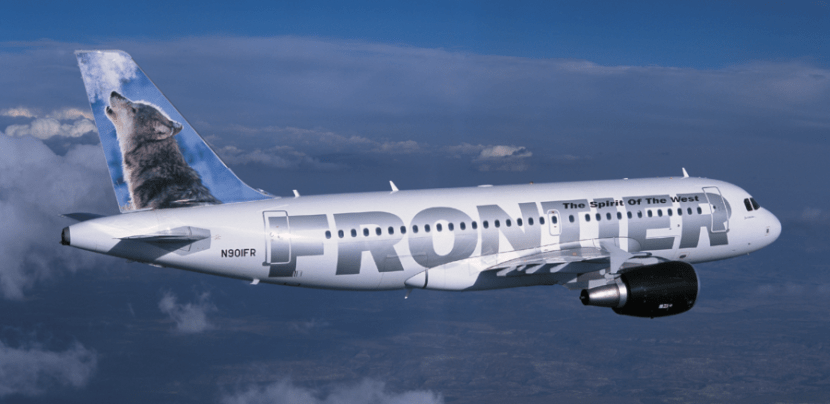 Frontier is offering flights from $15 each way.