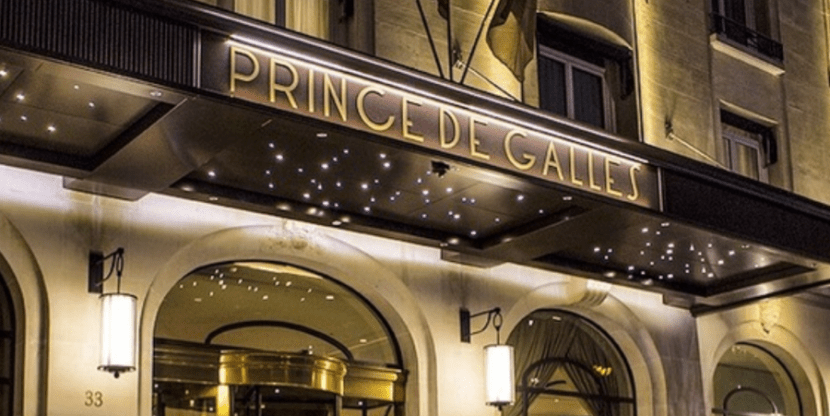 Starpoints can make for fantastic redemptions at world-class properties like the Prince de Galles in Paris.